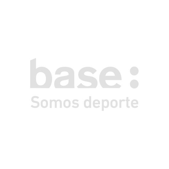 coton logo ss tee m black/white